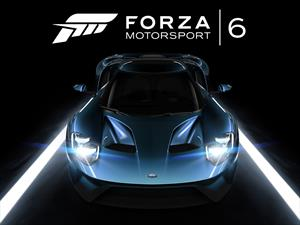 Ford GT disponible en Forza Motorsport 6