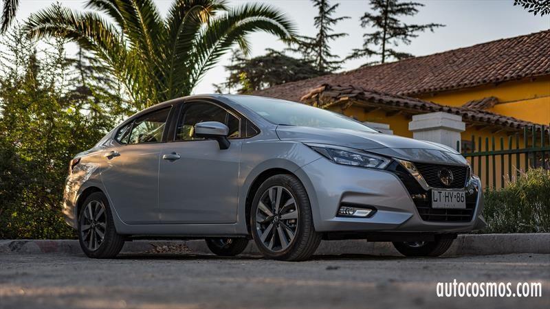 Probamos el Nissan Versa 2020