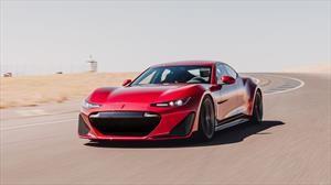 El Drako GTE sorprende con sus electrizantes 1.200 caballos de potencia