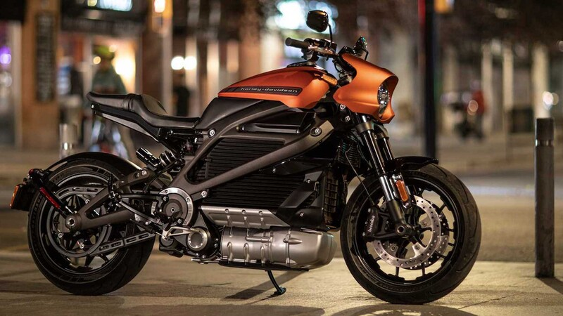 Harley-Davidson confirma la llegada a México de LiveWire, su primera motocicleta 100% eléctrica
