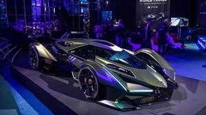 Lamborghini Lambo V12 Vision GT, un concept de otro mundo