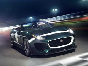 Jaguar F-Type Project 7, homenaje felino en Goodwood