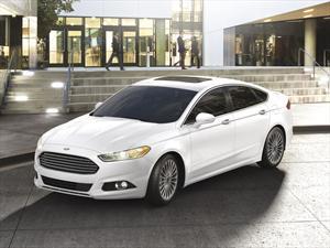 El nuevo Ford Fusion Titanium llega a Colombia