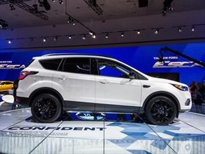 Ford Escape 2017 se presenta
