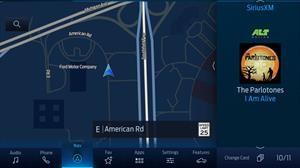 Nuevo sistema multimedia SYNC 4 de Ford ahora se opera como un teléfono celular