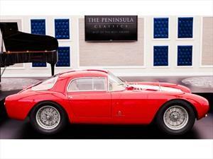 Maserati A6GCS/53 Berlinetta Pinin Farina es el Mejor Carro Clásico del Mundo