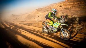 Dakar 2020: Murió el motociclista Edwin Straver