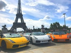 Salón de París 2018: Volkswagen y Lamborghini no van
