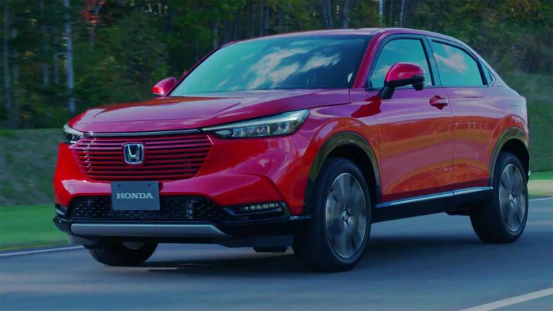 Nuevo Honda HR-V: se presenta la nueva generación