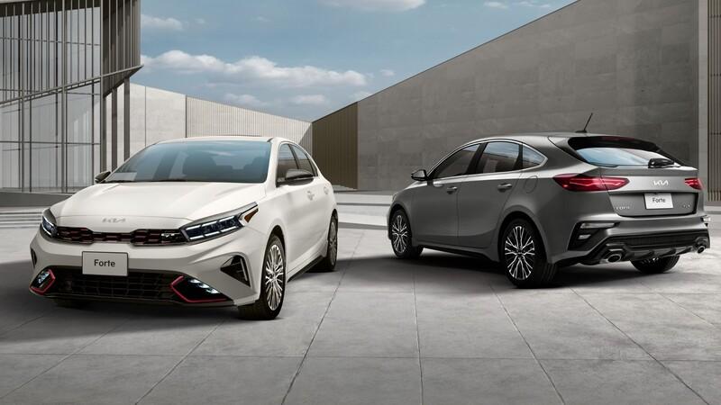 KIA Forte Hatchback 2022 llega a México, con nuevo rostro y ahora importado desde Corea del Sur