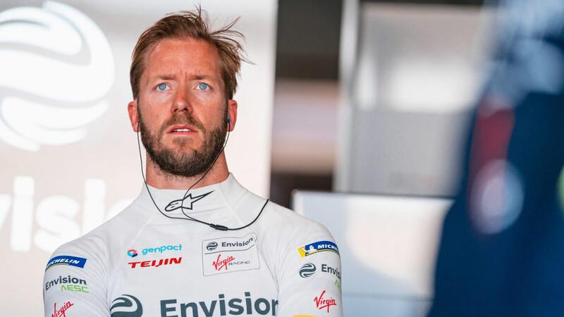 Fórmula E: Sam Bird deja Virgin tras seis temporadas