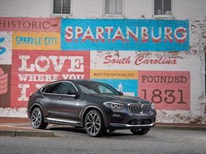 BMW X4 2019 se presenta