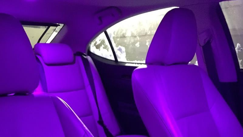 Hyundai Motor Group pretende usar luz UV para desinfectar el interior de los autos