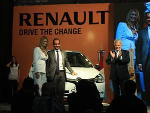 Renault Clio Mío, presentacion industrial