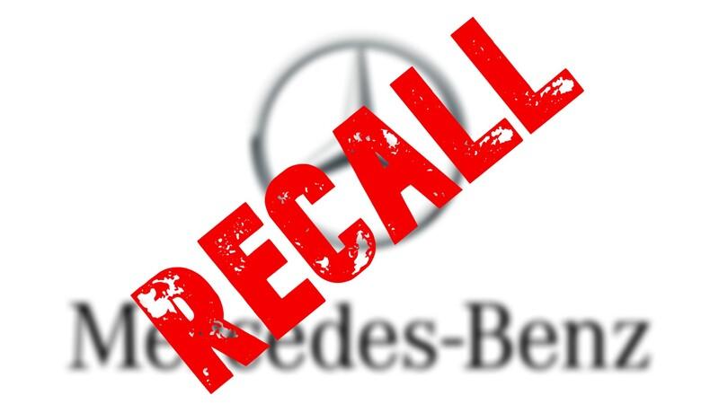 Recall: Mercedes-Benz llama a revisión a 1,3 millones de unidades