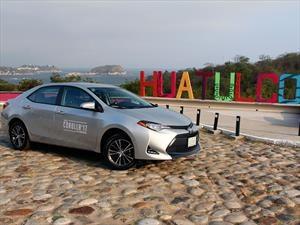 Primer contacto con el Toyota Corolla 2017