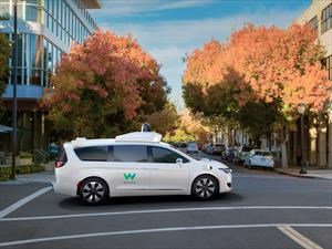 Waymo y FCA suman esfuerzos para conducción autónoma