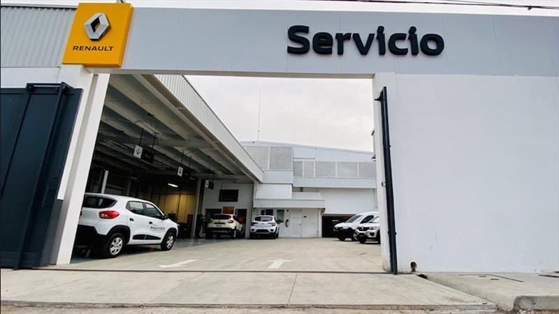 Renault recolecta y entrega tu auto si necesita servicio y mantenimiento