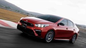 KIA Forte GT Sedán 2020 debuta