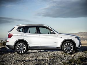 BMW X3 2014 llega a México desde $589,900 pesos