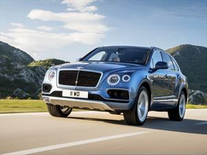 Bentley Bentayga Diesel, el primer gasolero de la marca