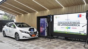 Se estrenó en Chile el primer sistema de carga bidireccional de Latinoamérica
