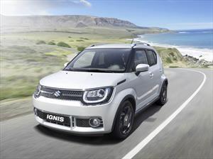 Suzuki Ignis 2017 se lanza