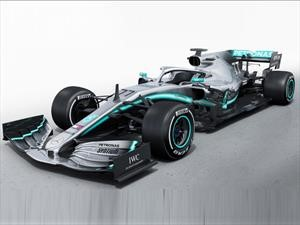 2019 F1: Este es el Mercedes-Benz W10 EQ Power+
