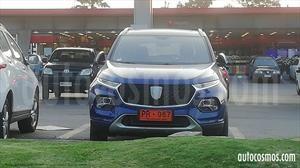 """Baojun 510, la Chevrolet Captiva """"chica"""" es espiada en Chile"""
