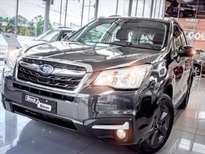 Subaru Forester Black& Silver, edición limitada