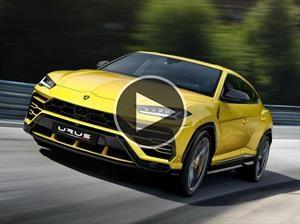 Video: Lamborghini Urus, el toro llega a las grandes ligas