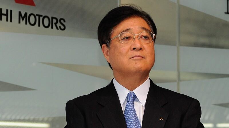 Renunció el presidente de Mitsubishi