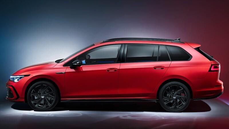 Volkswagen Golf Variant 2021: como buen station wagon, es el auto perfecto