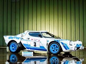 ¿Adoras el Lancia Stratos? Aquí hay uno que está a la venta