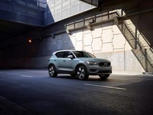 Volvo nos muestra la nueva XC40