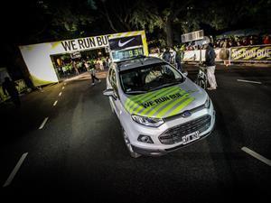 Una Ford EcoSport correrá en Buenos Aires