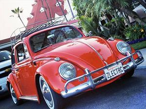 El primer VW Escarabajo eléctrico fue vendido por $45.000 dólares