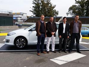 Analizamos las novedades técnicas del Renault Fluence GT2