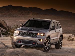 Jeep Cherokee Trailhawk 2017, especial para el 4x4