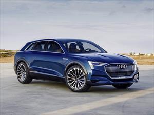 Audi tendrá tres modelos eléctricos en 2020