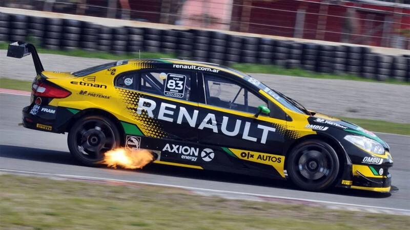 Súper TC2000 Facundo Ardusso, imparable en Buenos Aires