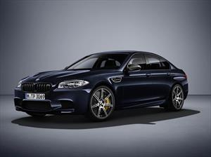 BMW M5 Competition Edition debuta
