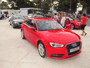 Audi presenta el nuevo A3 y sus talleres de service en Pinamar