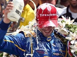 Alexander Rossi gana $2.5 millones de dólares por triunfar en la Indy 500