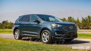 Ford Edge 2019, lleno de seguridad