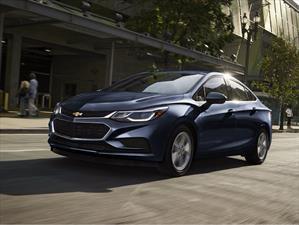 Eligen al Chevrolet Cruze Diésel como el auto más eficiente de EE.UU.