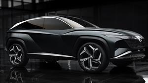 Hyundai Vision T Concept, anticipando a la Tucson