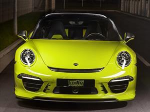 TechArt le pone su estilo al Porsche 911 Targa 4
