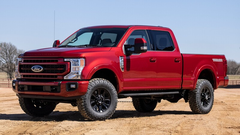 Ford Super Duty 2022 se presenta