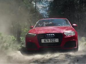 Audi se anima a comparar el RS 3 Sportback con el mítico Quattro